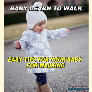 Baby Learn to Walk