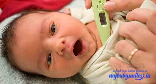 fever in infants and children
