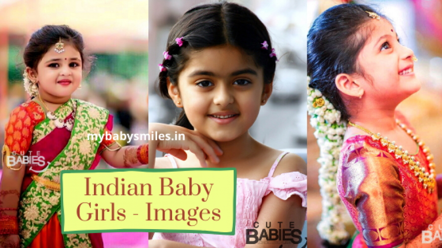 Some Cute Indian Baby Girls 15 Images - My Baby Smiles